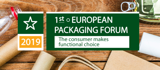 Consumers make choice towards the functional packaging.